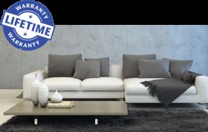 MicroSeal Fabric Protection Lifetime Warranty