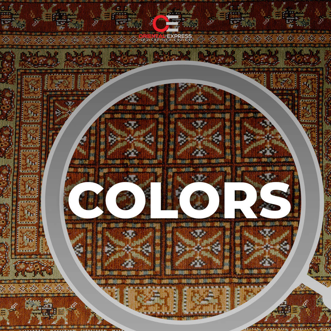 Rug Appraisal and Rug Color