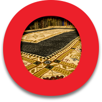 Oriental Express Rug Washing Process: Step 10 Optional Protection Measures