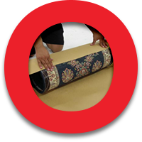 Oriental Express Rug Washing Process: Step 11 Inspection & Delivery