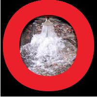 Oriental Express Rug Washing Process: Step 7 Rinsing